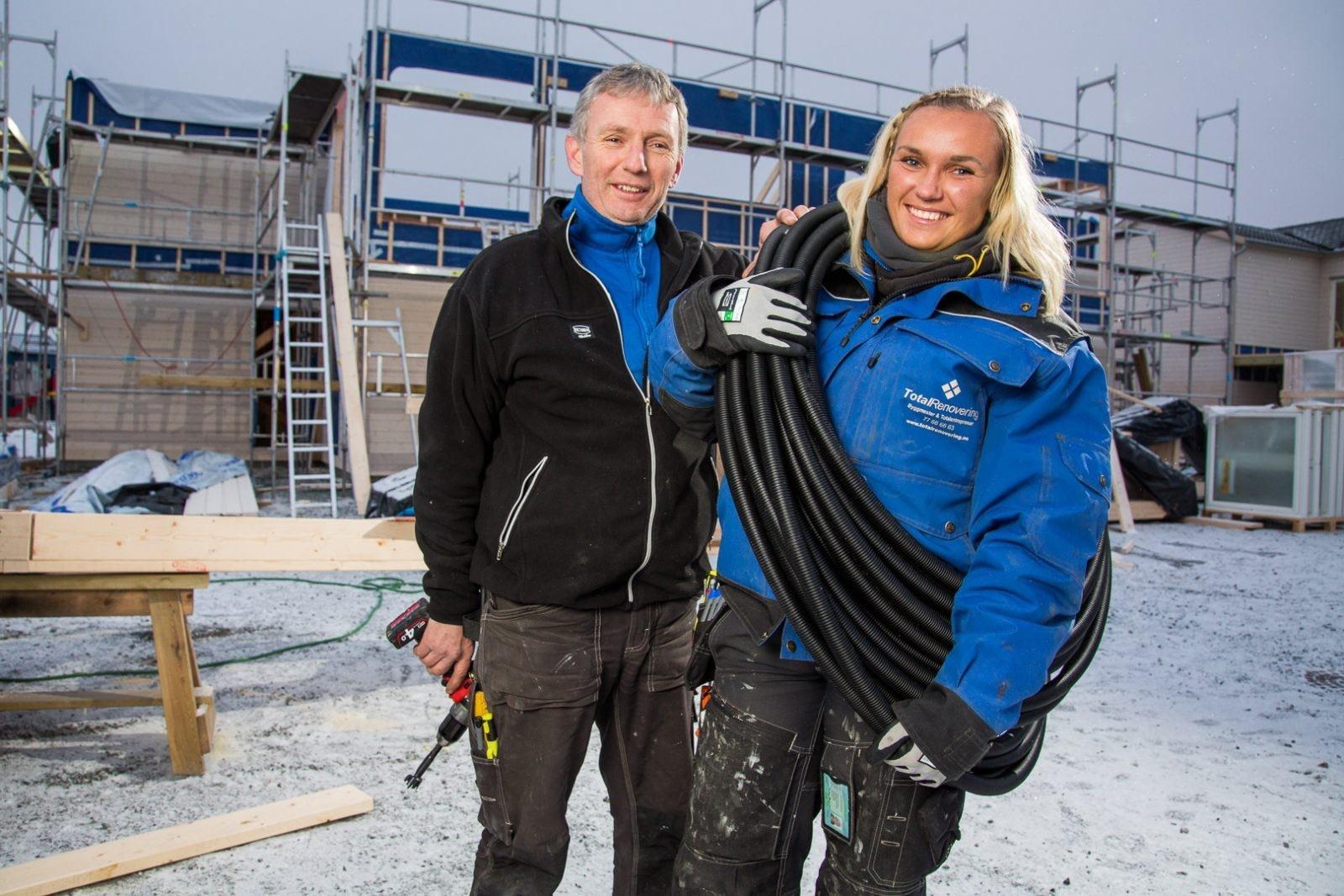 Byggprosjekt i Tromsø