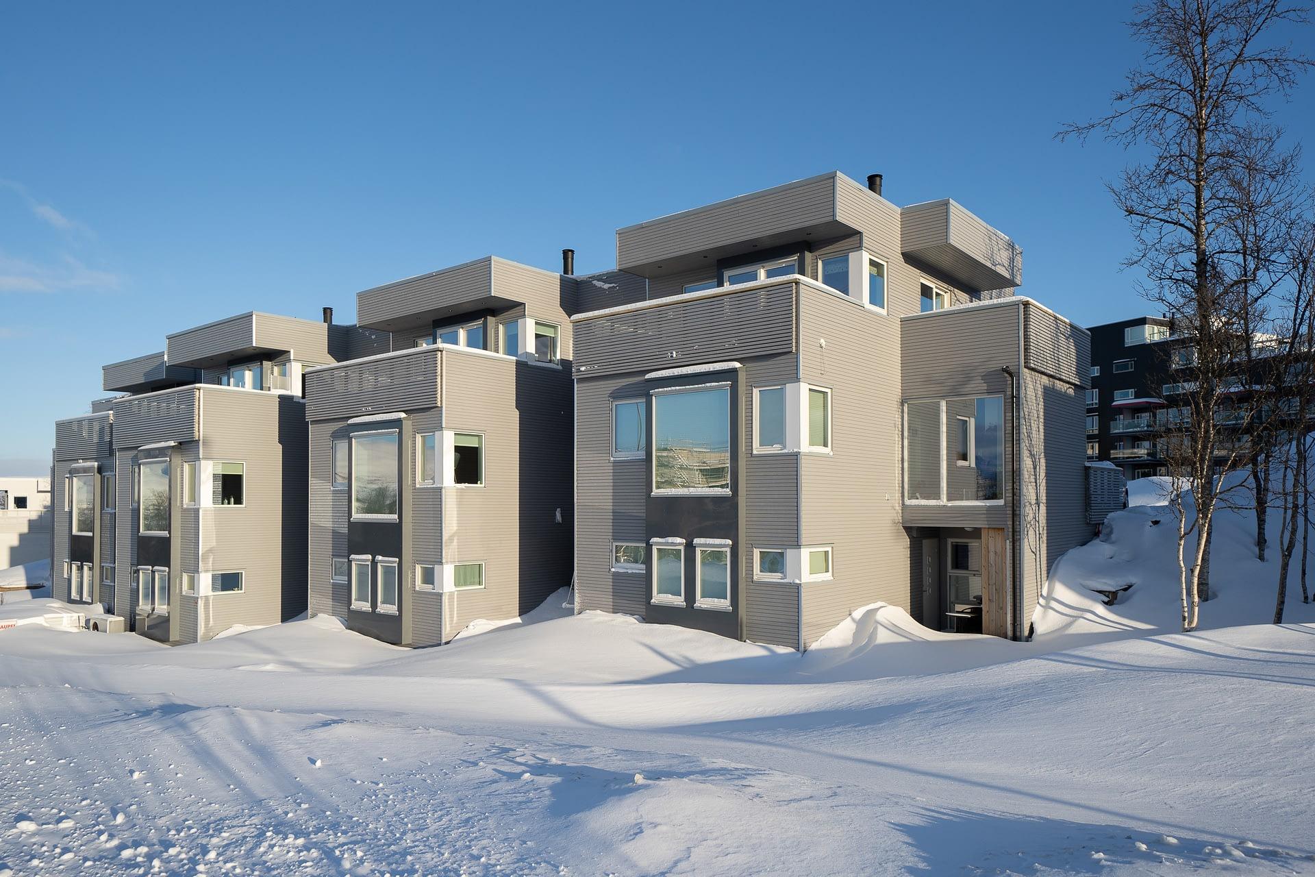 NTEntreprenør boliger