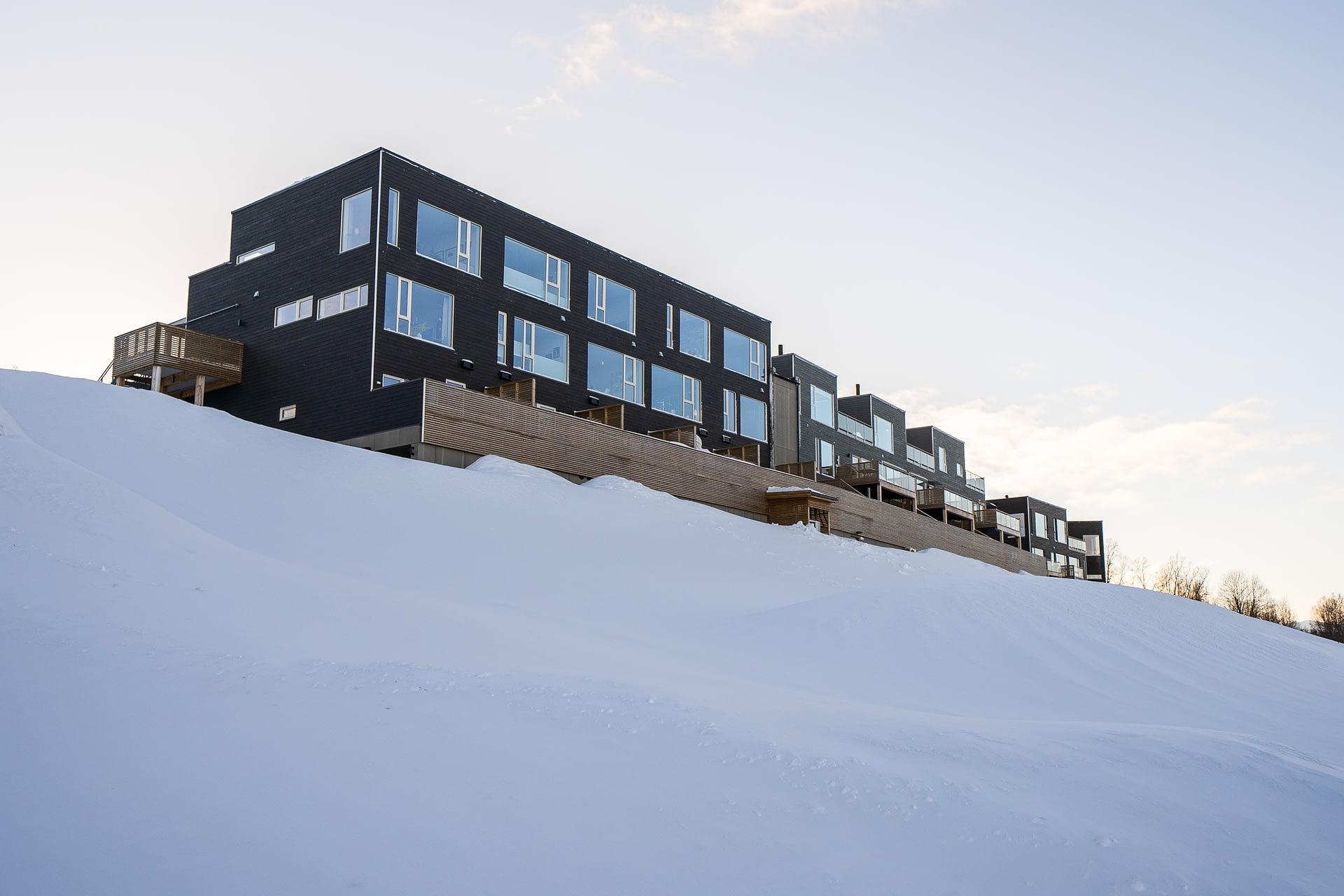 Boliger i Tromsø